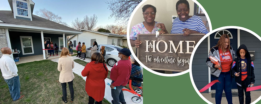 Helping create healthy neighborhoods one home at a time