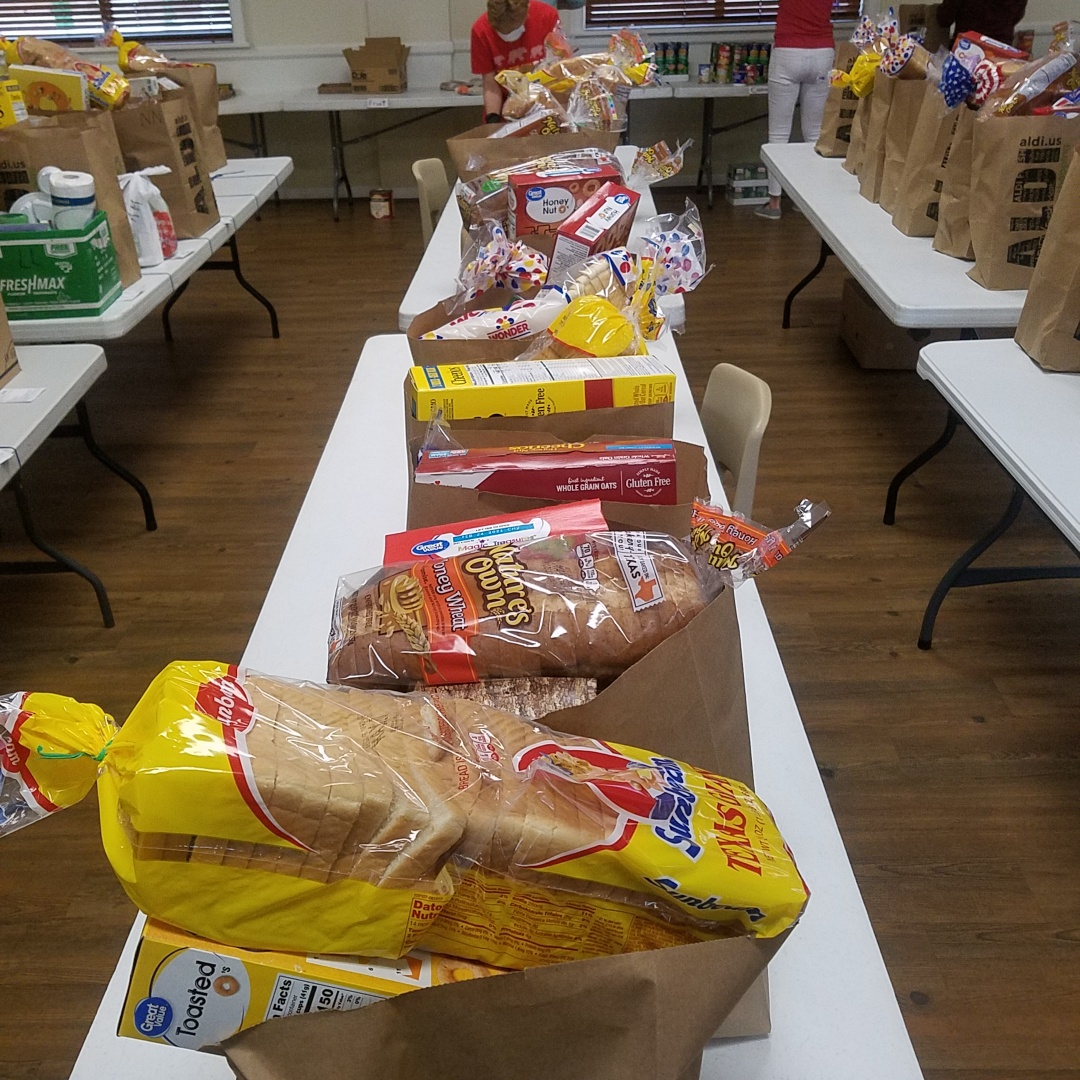 Local Family Resource Pantry Supports Waco Families